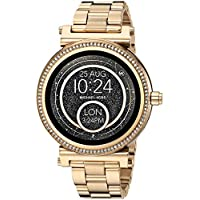 Deals on Michael Kors Access Sofie Touchscreen Smartwatch