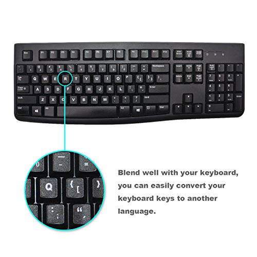 Buy keyboard stickers for laptops