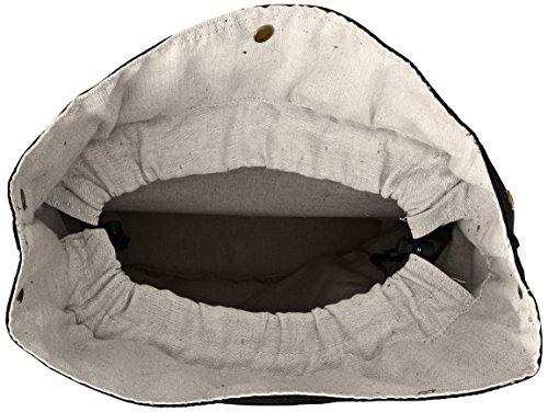 Barlowe Negro de Grey Dark Black Unisex Asa Gola Superior Bolsa Loop adulto 7T7wq6d