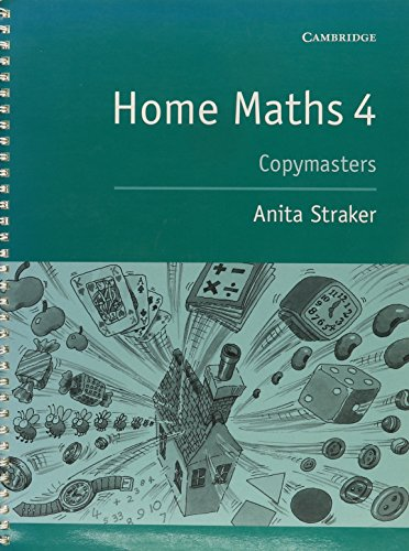 Home Maths Pupil's Book 4: Photocopiable Masters (Vol 4) ()