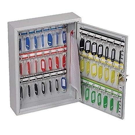 Phoenix KC0601K Caja portallaves y Organizador Gris ...