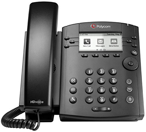 VVX 310 6-line Desktop Phone, Power Supp - 6 Line Ip Telephone Shopping Results
