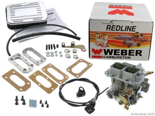 32 Weber 36 Carburetor - Weber Redline W0133-1792285-WEB Carburetor Kit 32/36 DGV - Manual Choke