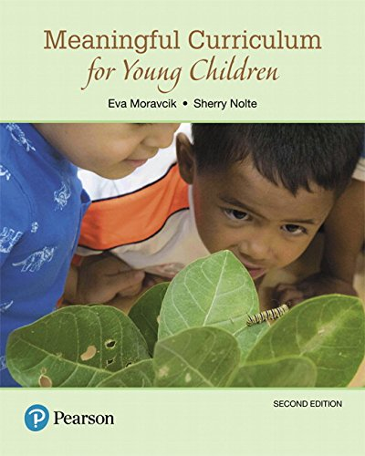 Meaningful Curriculum for Young Children (2nd Edition)