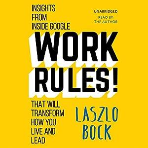 Work Rules! Audiobook