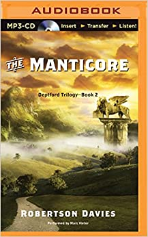 Book The Manticore (Deptford Trilogy)