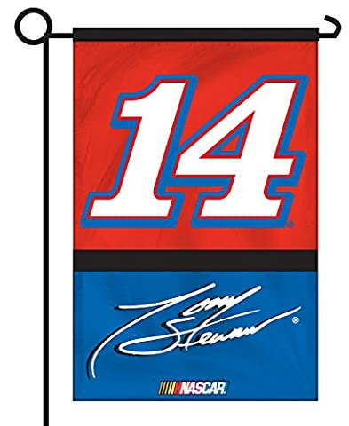 NASCAR Tony Stewart Garden Flag (Garden Flag Tony Stewart)