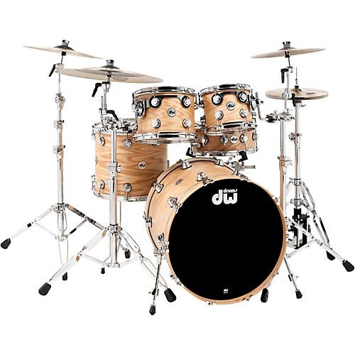 Collector's Series Lacquer Custom Oak 4-Piece Shell Pack