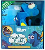 Disney Pixar Finding Dory Bedtime Buddy and Storybook: Countdown to Bedtime Storybook and Plush