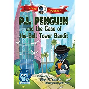 P.I. Penguin and the Case of the Bell Tower Bandit