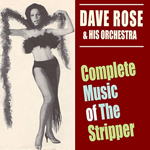 Complete Music Of 'The Stripper'