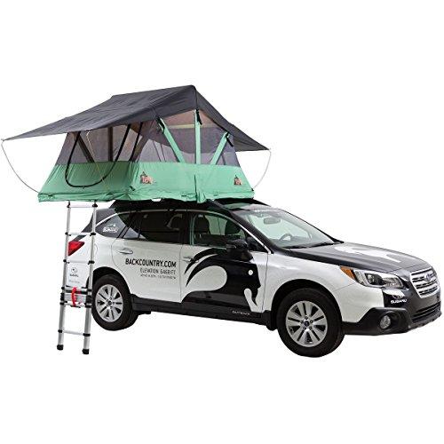 - Tepui Baja Series Kukenam Mesh Tent: 3-Person 3-Season Green, One Size
