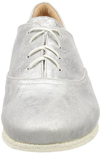 shopping online free shipping factory outlet cheap online Think! Women's Shua_282035 Brogues Silver (Silber 04) big sale for sale outlet very cheap o4yGQjJ