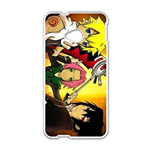 HTC One M7 Phone Cases White SOUL EATER ERG727262