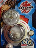 Bakugan Awesome Higher Power Bralwers Stug Atmos, Myriad Hades, Obis Omega Bakufrost Series Including Ability & Gate Cards