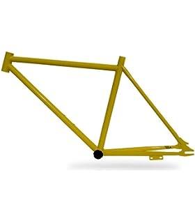 Riscko 001s Cuadro Bicicleta Personalizada Fixie Talla S Negro ...