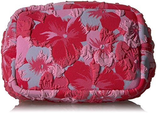 Pink Multi Frances Ann Blue Valentine Flower Small Jacquard ZZHqXTw