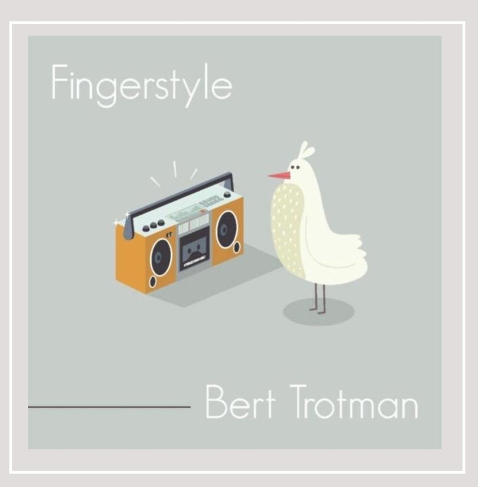 Bert Trotman  >> Bert Trotman Fingerstyle Amazon Com Music