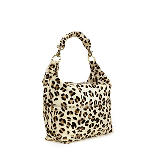 Fab by Fabienne Fab bag small + LH - Bolso Panther Hairy