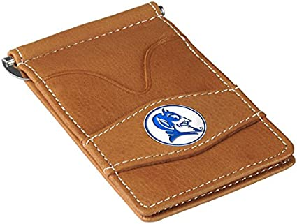 Black NCAA Duke Blue Devils Players Wallet