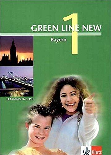 Green Line New - Ausgabe Bayern. Englisches Unterrichtswerk für Gymnasien/Teil 1 (1. Lehrjahr): Schülerbuch