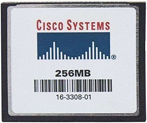Cisco flash memory card - 256 MB - CompactFlash Card
