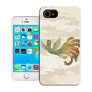 Design Shel / Dog Pet Mustard White / Iphone 5c