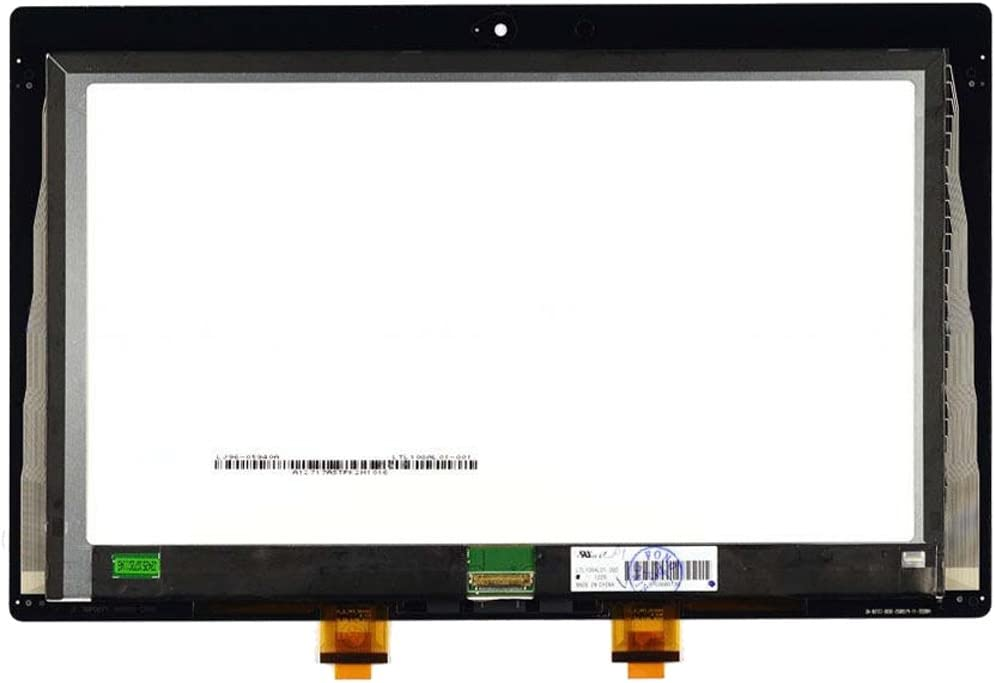 Jfgbvvg Schermo LCD e digitalizzatore Assemblaggio Completo for Microsoft Surface/Surface RT (Nero) (Colore : Black) Black