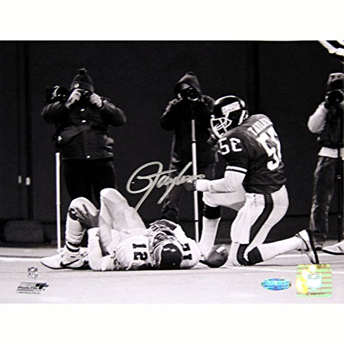 Steiner Sports Lawrence Taylor Sack over Randall Cunningham 16x20 Photo