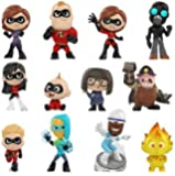 Funko Mystery Minis: Incredibles 2 - One Mystery Figure