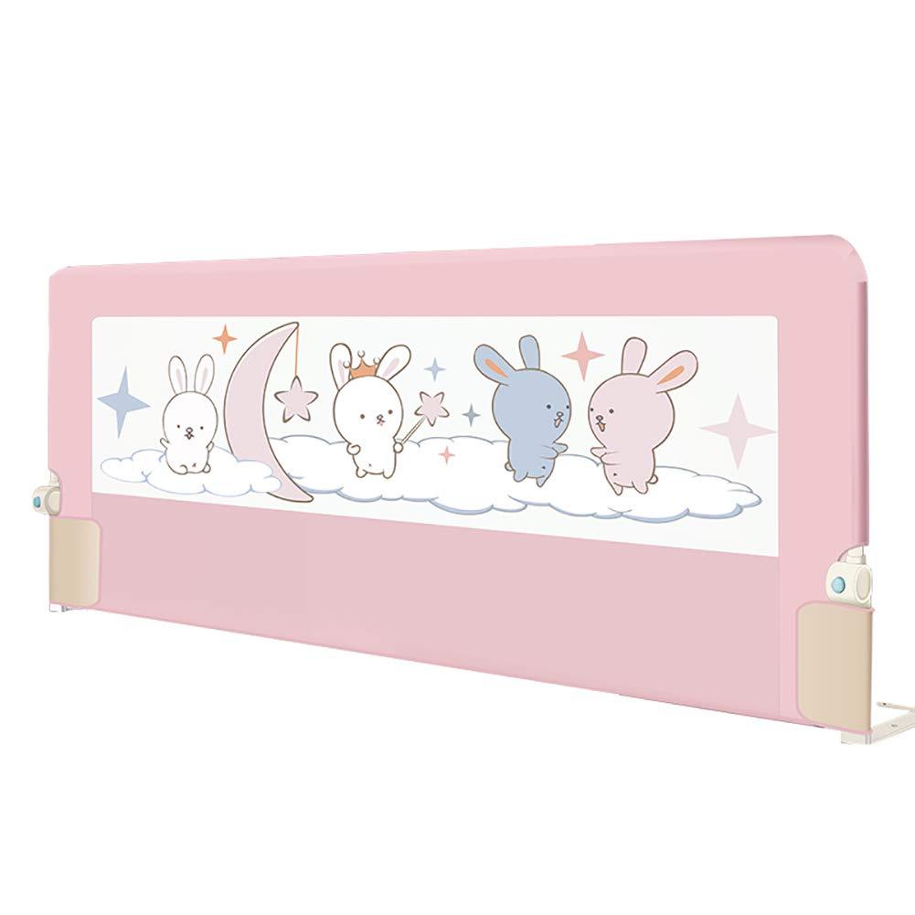 ベッドフェンス クイーンフェンスベッドレール子供のための柔らかい肌に優しい布で幼児のベッドレール (サイズ さいず : Length 200cm) Length 200cm  B07JL1SBNG
