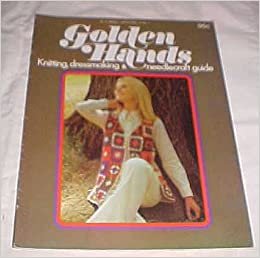 click a golden hands book
