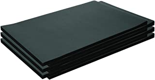 product image for Construction Paper, Black, 12 inches x 18 inches, 300 Sheets, Heavyweight Construction Paper, Crafts, Art, Kids Art, Painting, Coloring, Drawing Paper, Art Project, All Purpose (Item # 12CPBK300)