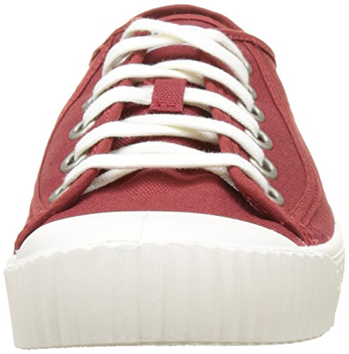 Herren Sneakers Rot Canvas STAR Low Red 603 Rovulc G RAW aTBWFv