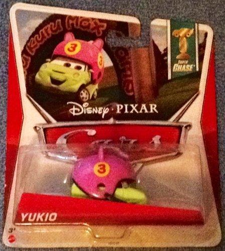Disney Pixar Cars Yukio Super Chase