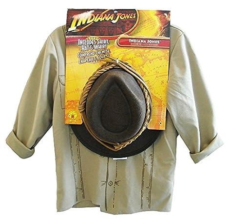 8ea938b050894 Indiana Jones - Disfraz con camisa