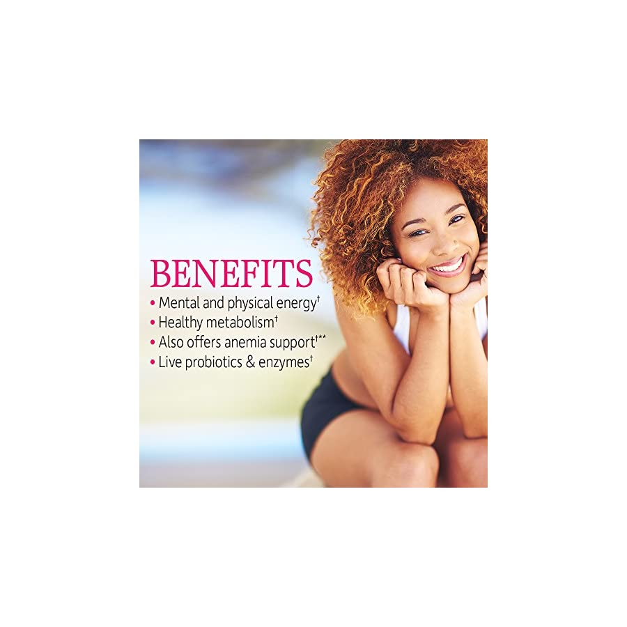 Garden of Life Vitamin B12 Vitamin Code Raw B12 Whole Food Supplement, 1000 mcg, Vegan, 30 Capsules