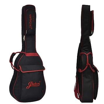 GSCshoe Oxford Cloth Light 39/41 Pulgadas Mochila de Guitarra clásica Balada Bolsa de Guitarra acústica acústica y eléctrica y acústica Bolsa de Guitarra ...