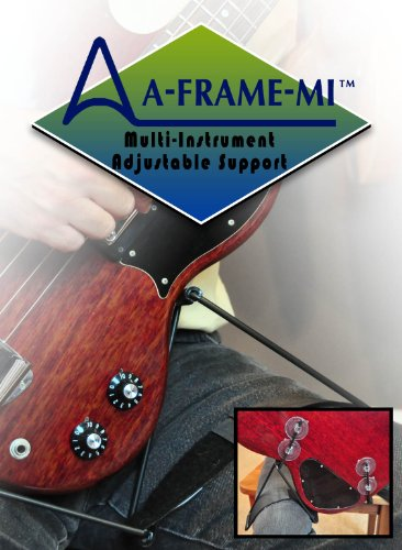 A-Frame-MI Multi-Instrument Adjustable Support