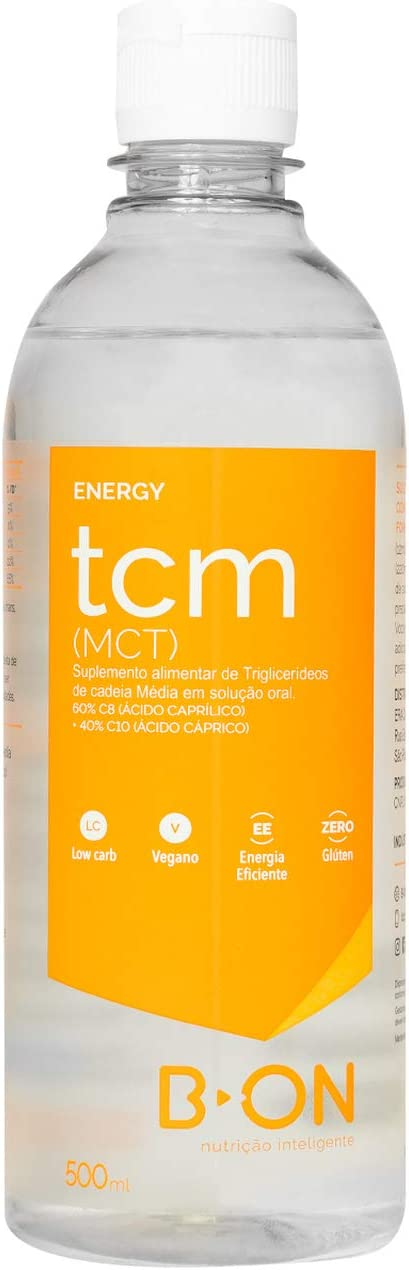 TCM Energy – 500ml (MCT)