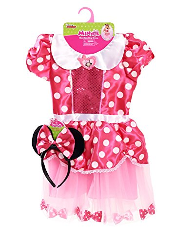 Minnie's Dress with Headband (Minnie Mouse Dress Up)