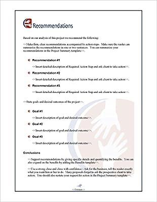 Amazon com: Proposal Pack People #3 - Business Proposals, Plans