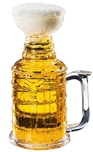 Stanley Stein 25 oz. Hockey Beer Cup Mug by The Stanley Stein (Image #1)