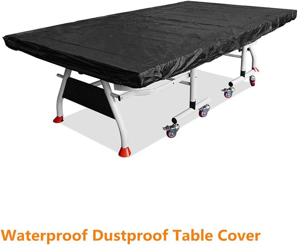 Mantel de ping-pong de poliéster resistente a la lluvia para mesa de ping-pong o para uso en interiores o exteriores