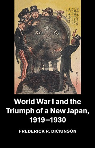 Read Online World War I and the Triumph of a New Japan, 1919-1930 (Studies in the Social and Cultural History of Modern Warfare) pdf epub
