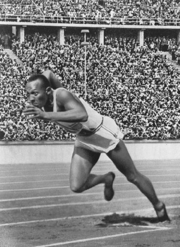 Jesse Owens 1936 Olympic Games Berlin Poster Art Photo Great American Athletes Posters Photos
