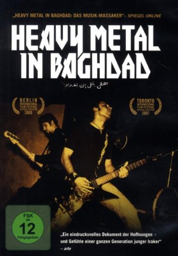 Heavy Metal in Baghdad [Alemania] [DVD]: Amazon.es: Shane Smith, Eddy Moretti, Bernardo Loyola, Suroosh Alvi, Monica Hampton: Cine y Series TV
