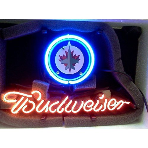 Man Cave Store Winnipeg : Winnipeg jets neon light price compare