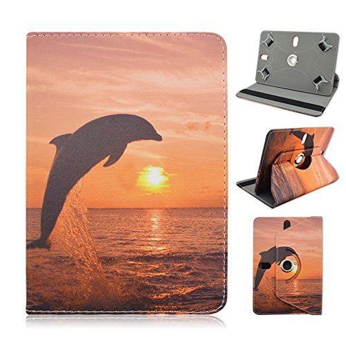wirelessoutletusa sunset dolphins kindle fire fire hd 7