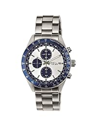 TRIBE Watch BY BREIL FAST Male Stainless steel Chronograph Blue-White - EW0324